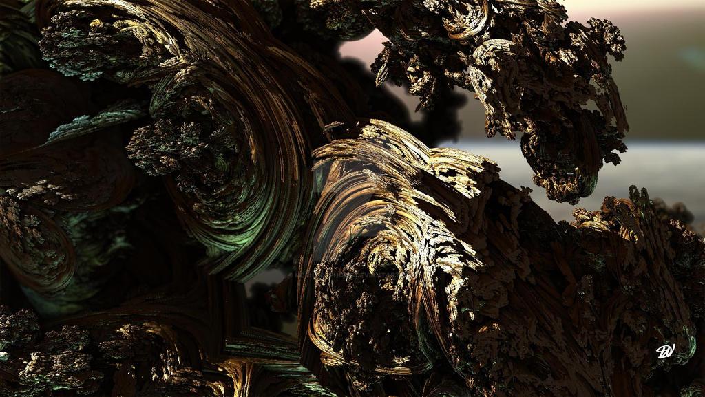 Driftwood by mechmorphosis