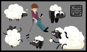 Sheep Sheepy sheep-sheep