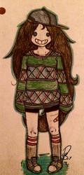 Jenny by thePumpkinBilly