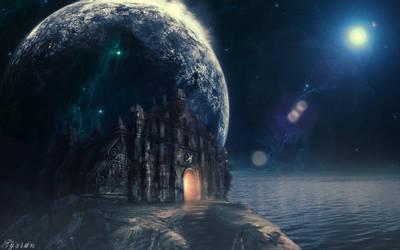 Fantasy Catedra by Tysian