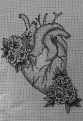 heart by irefusetoletyoudie