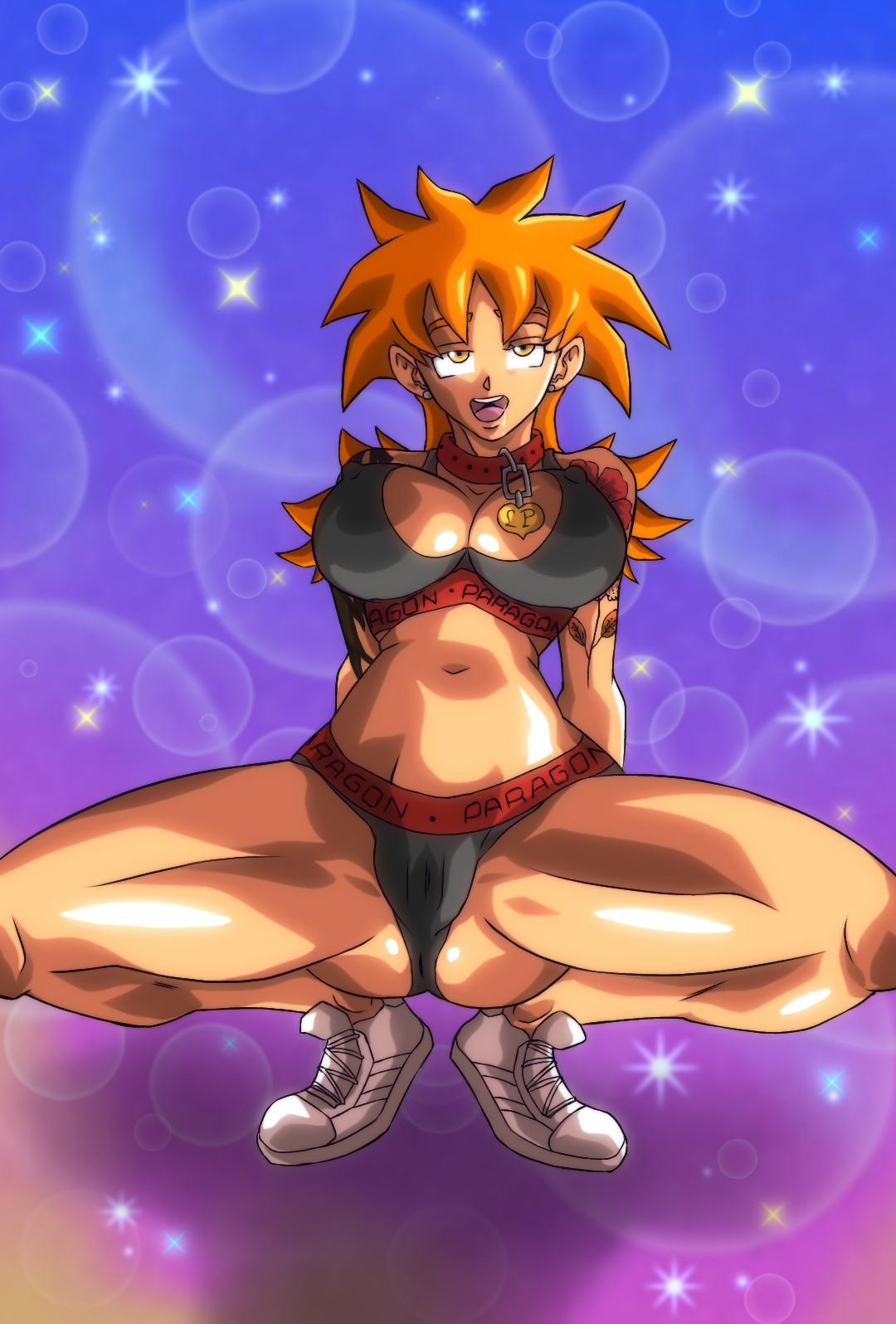 SoritaNsfw Earns Her New Pride Coc Appeasing armor