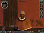 Half-Drow Monk
