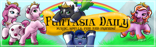 Funtasia Daily Banner