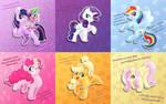 [MLP] - Pony Pals