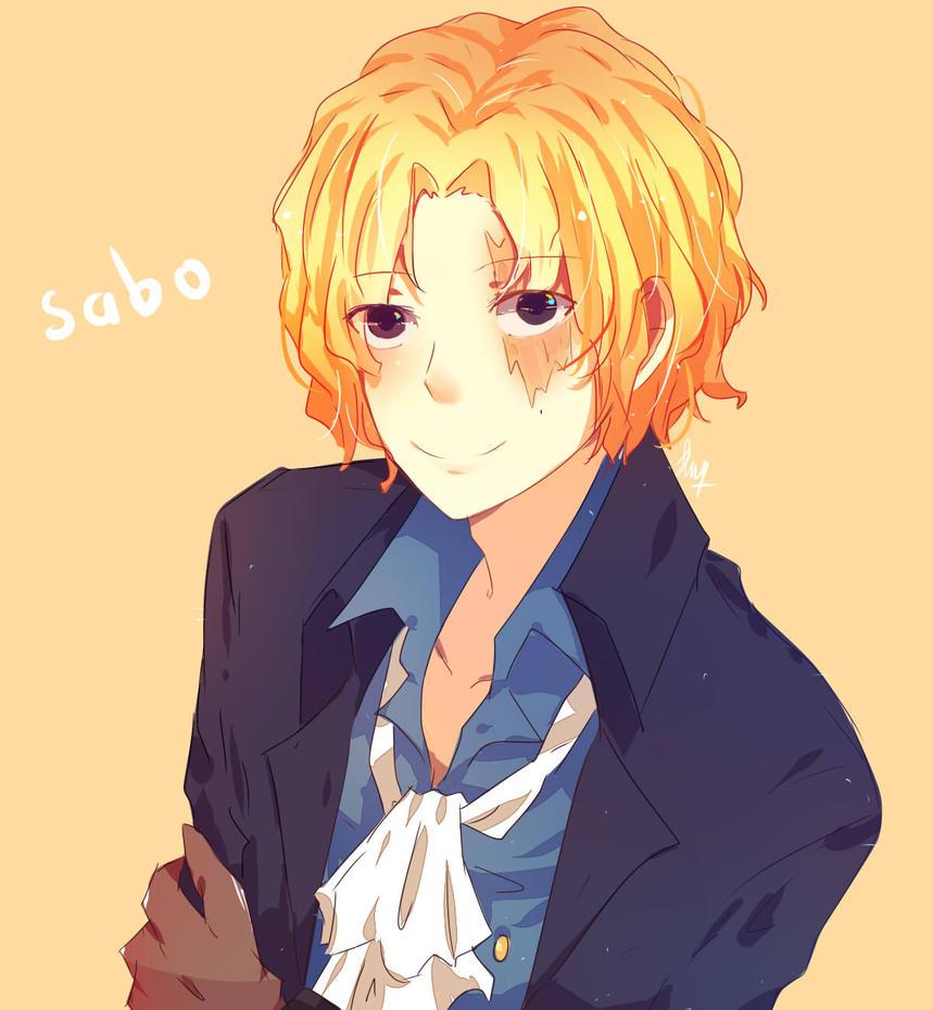Sabo One Piece by ChappyVII on DeviantArt