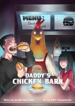 Daddy's Chicken Barn (E-Novel, Horror!)