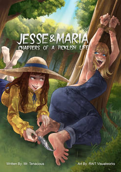 Jesse and Maria- Chapters of a Ticklish Life (F/F)