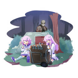 Nepped By Daylight (Help Get Neps into DBD)