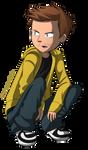 Jesse Pinkman by Gollumble-Jafer