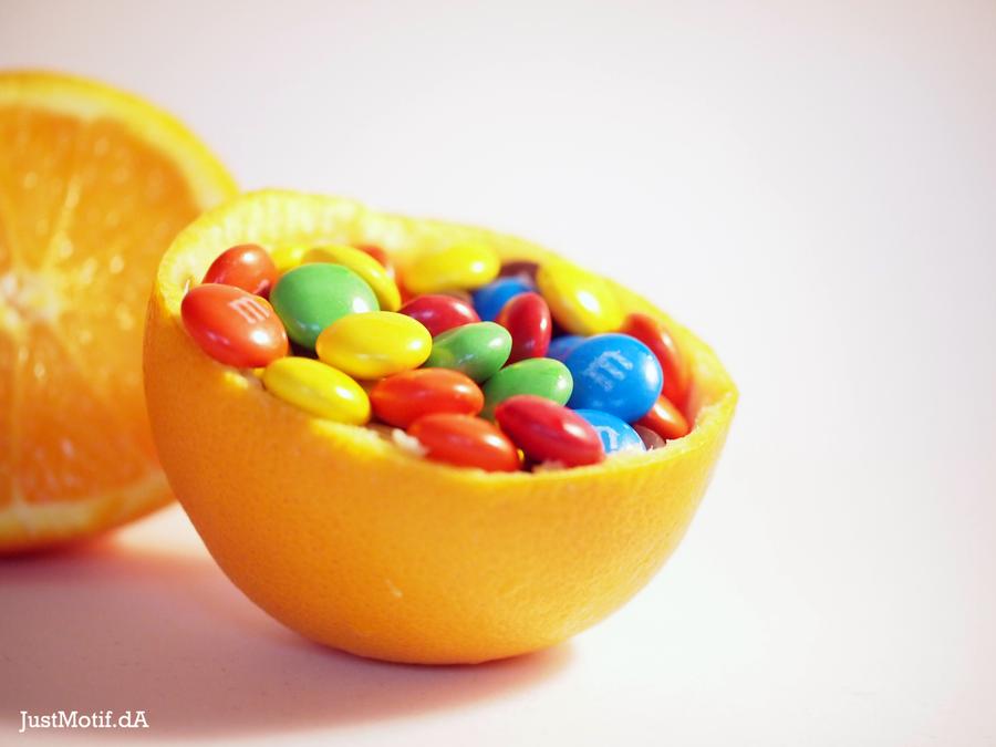 Candy Orange by Bakerize