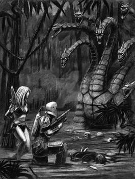 Swamp Hydra