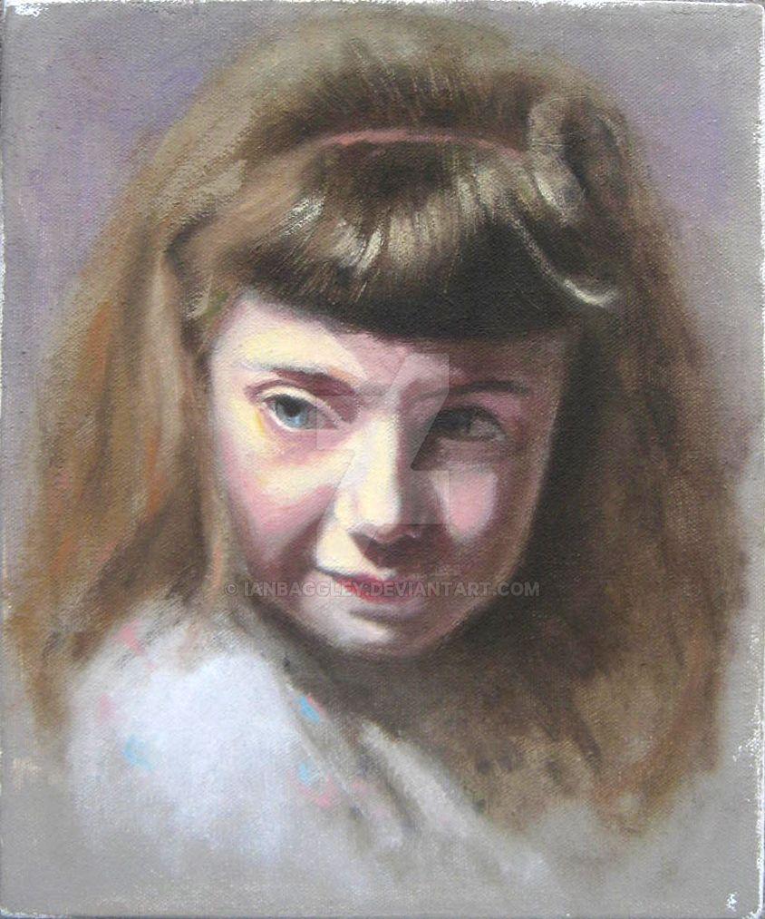 Rachel by IanBaggley