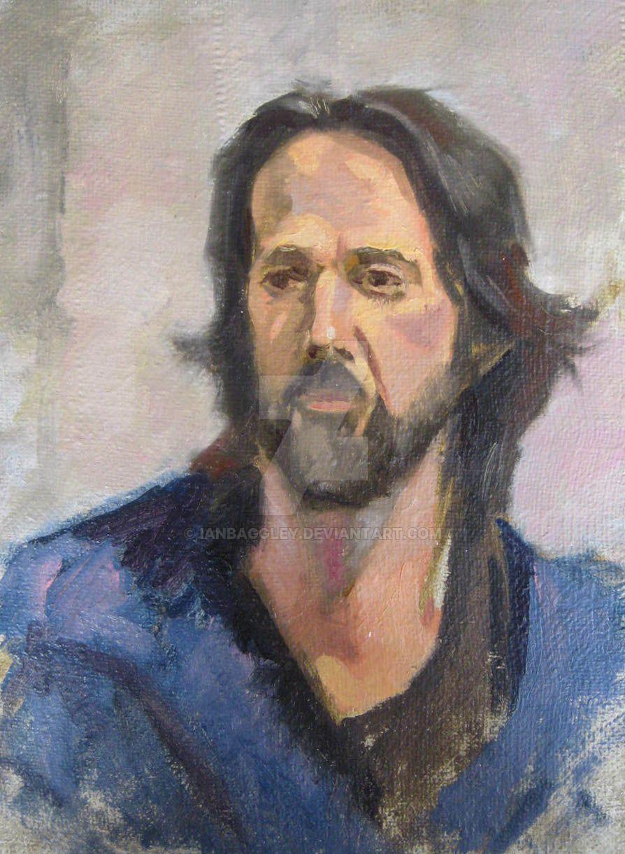 Portrait Study 1 by IanBaggley