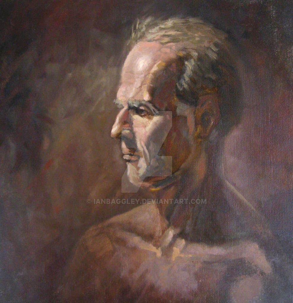 Portrait Study 2  by IanBaggley