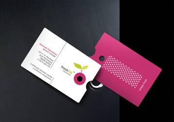 card for FreshFM by Bertolu4y