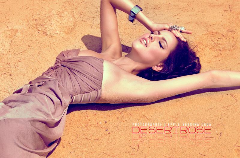 Desert Rose by AppleChua