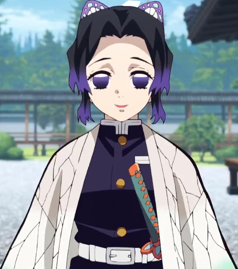 Shinobu Kocho Render 1 by AnimeRendersss on DeviantArt