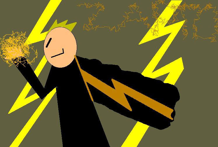 Zapto- The Master of Lightning by Zapto369