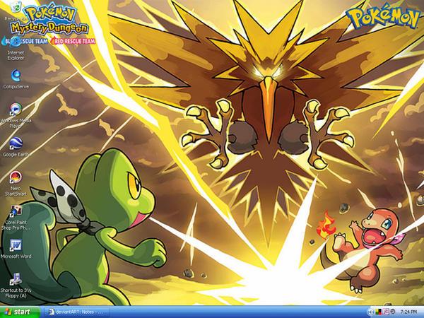 Zapdos Lightning Blast by Zapto369