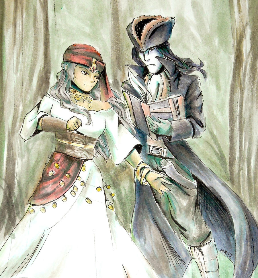 hero and sidekick by applepai on deviantart