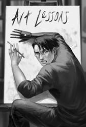 [PRINT EDITION] Art Lessons