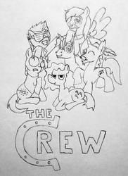 The Horseshoe Crew by DynamoDazzle