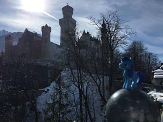 Neuschwanstein Castle by DynamoDazzle