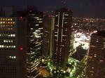 Stock: Night City Scape