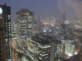 Stock: City by Night