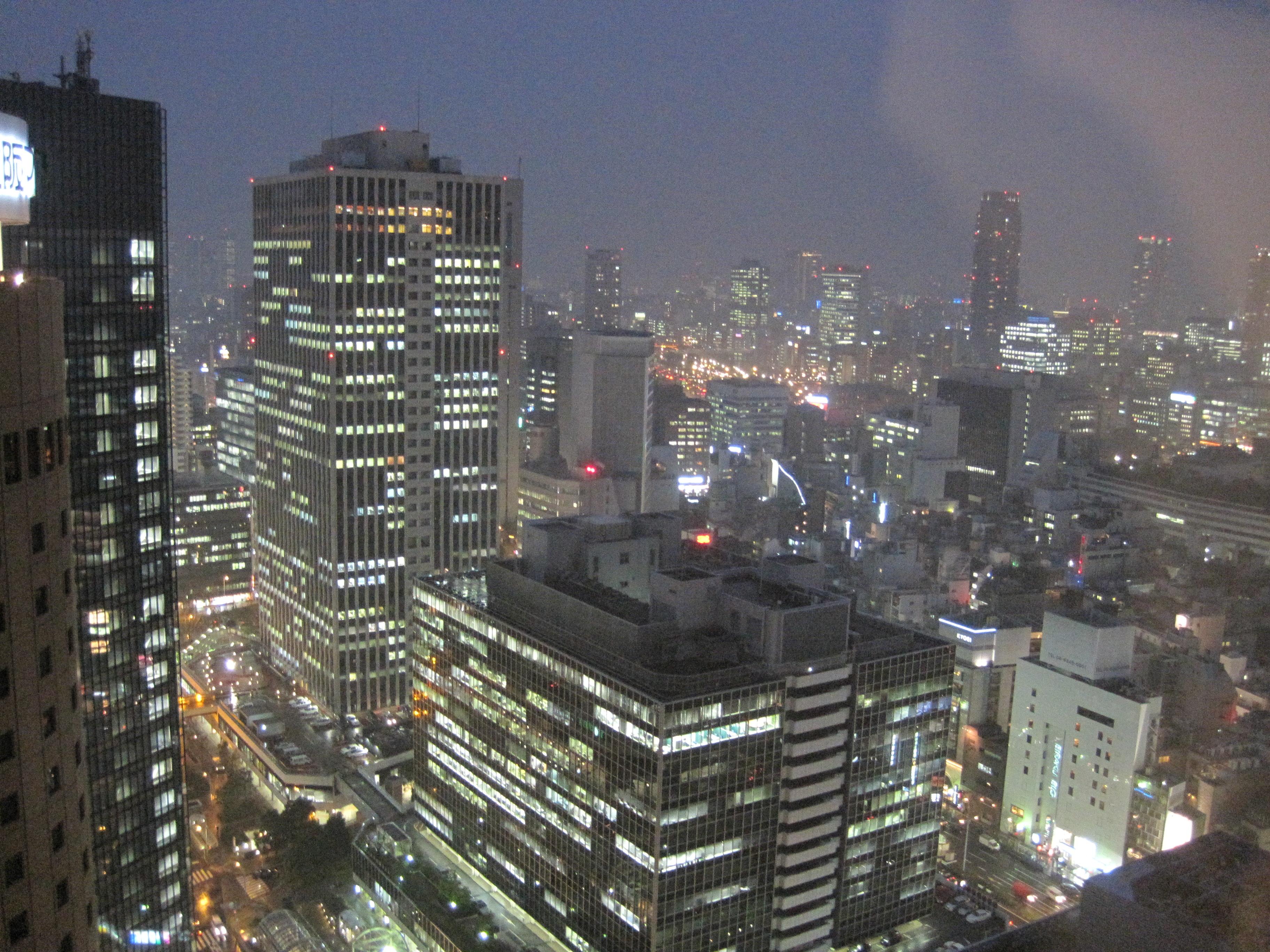 Stock: City by Night by AntiRetrovirus