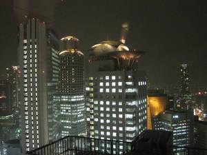 Stock: Night Buildings