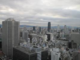 Stock: Buildings Umeda by AntiRetrovirus