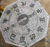 Stock: Stone Compass by AntiRetrovirus