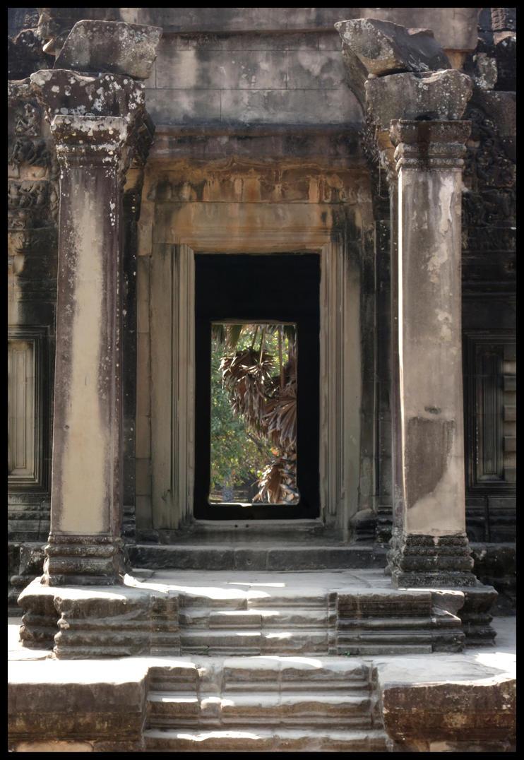 Pillars and Palms by AntiRetrovirus