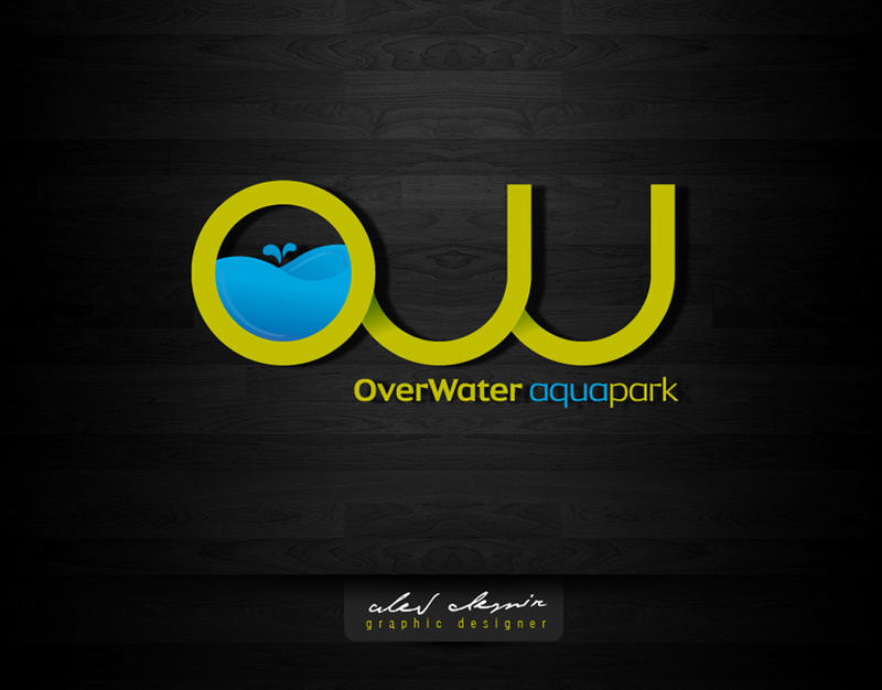 OverWater by alvdmr High Quality Clear & Concise Logo Designs: Taken From DeviantART