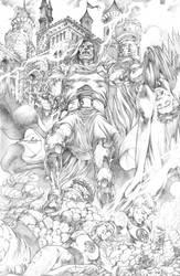 Dr.Doom Vs Fantastic Four