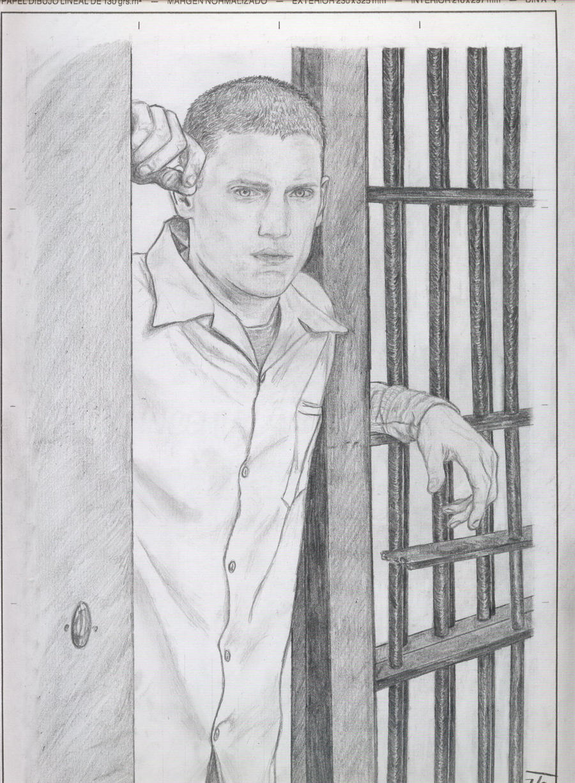 prison break by tifa ff on deviantart