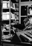 Stranger at the Library by prsenv