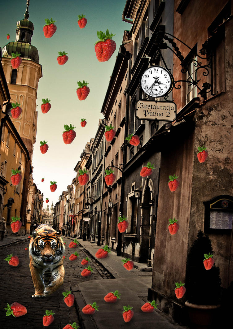 Strawberry Fields Forever by lagaby