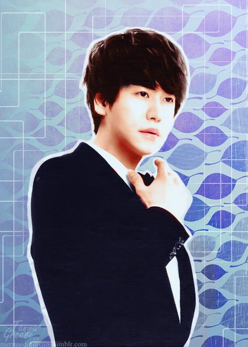 Cho Kyuhyun  Super Show 5 by TanyaGreece on DeviantArt