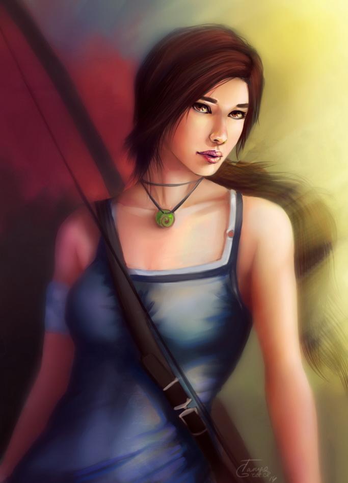 Tomb Raider Reborn by TanyaGreece