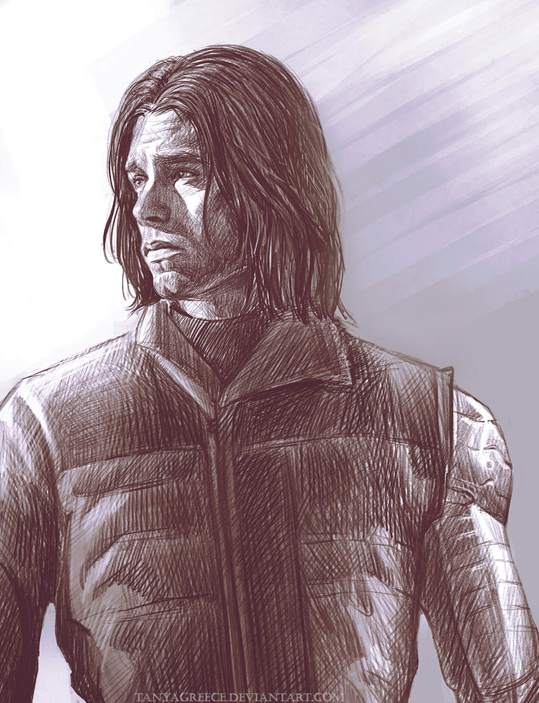 Winter Soldier by TanyaGreece