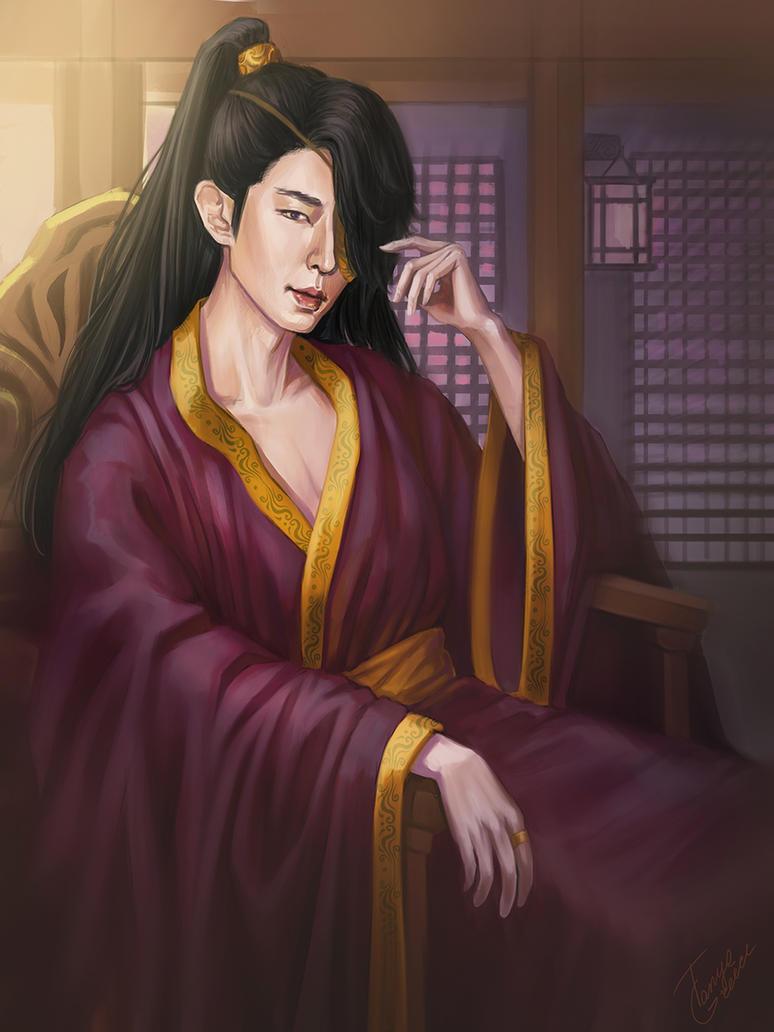 Wang So - Scarlet Heart Ryeo by TanyaGreece