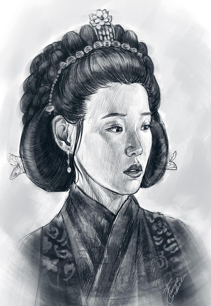 Hae Soo by TanyaGreece