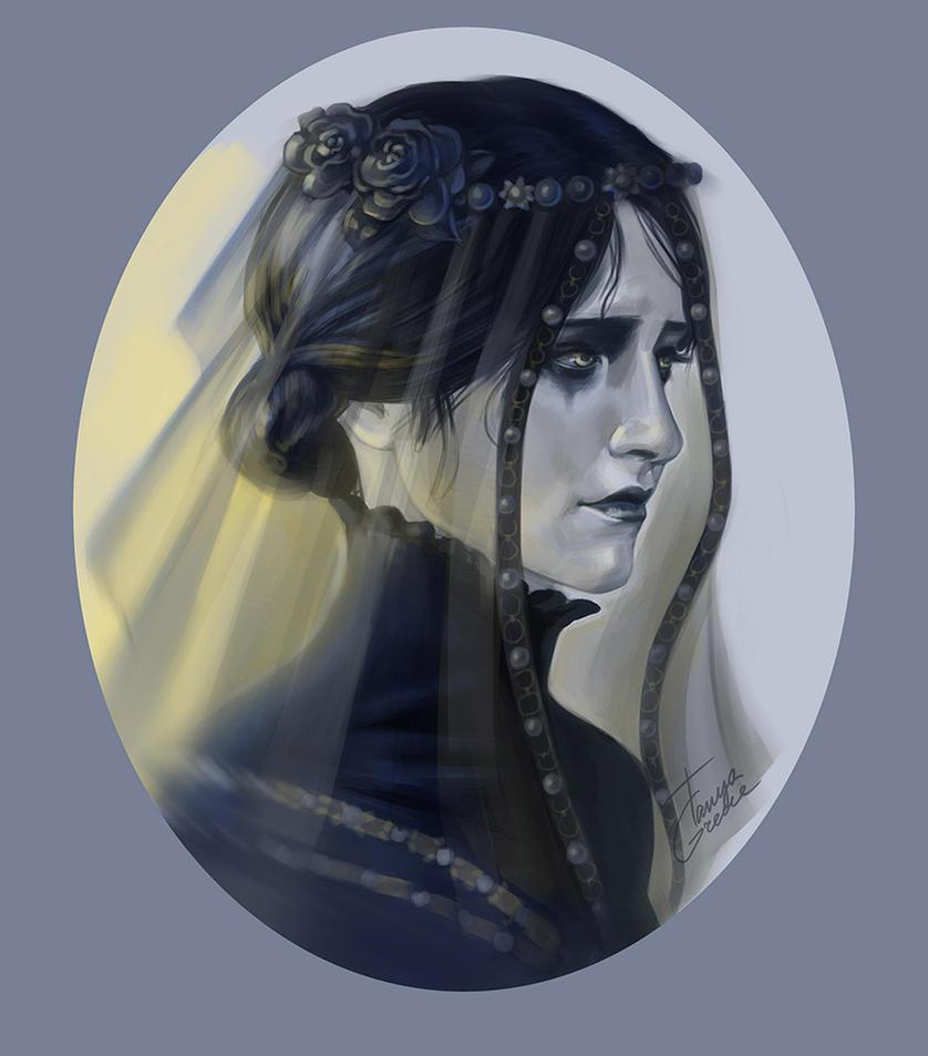 Iris von Everec by TanyaGreece