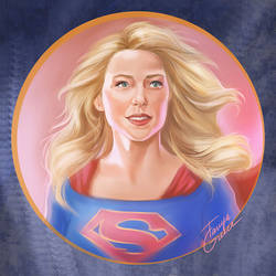 Supergirl by TanyaGreece