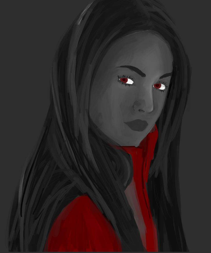 Atlan Portrait by shelbynight