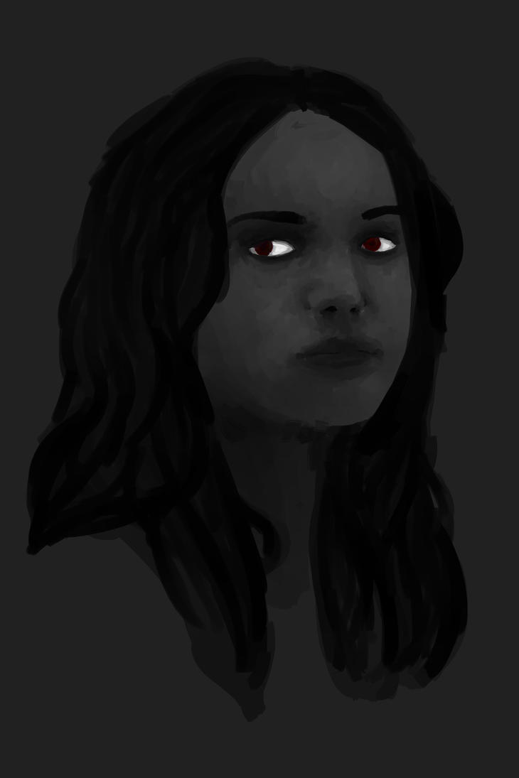 Portrait practice by shelbynight