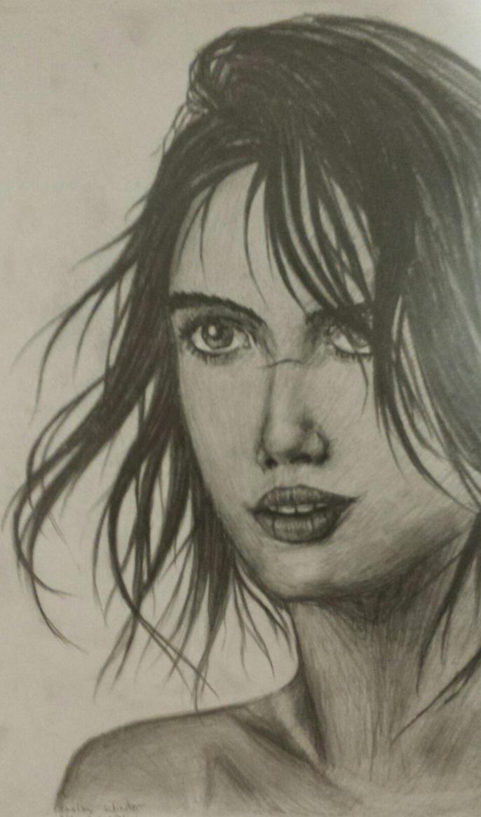 Atlantys Portrait by shelbynight